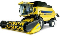 New Holland filtry